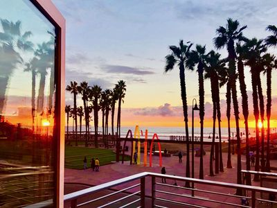 Photo for Beachbreak #5; Best ocean view and location in Imperial Beach!