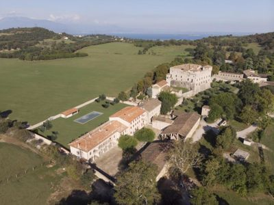 Photo for IL BORGO DI DRUGOLO a very special castle resort on Lake Garda, apartments for 2-8 people