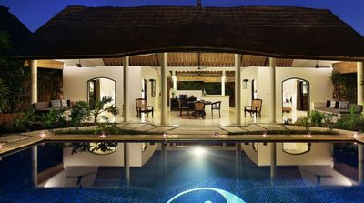 Photo for 2 BR Luxury and Spacious Villa, Traditional Balinese Style in Heart of Seminyak