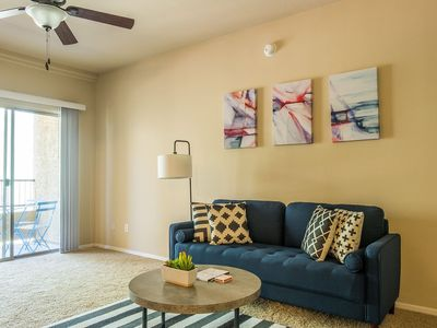 Photo for Serene + Spacious 2BR Apt in North Scottsdale