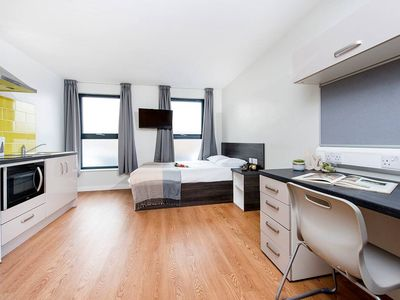 Photo for Spacious Double Apartment near the Cathedral and Train