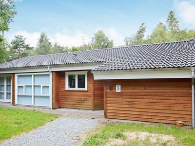 Photo for Serene Holiday Home in Saeby for 8 Persons with Whirlpool