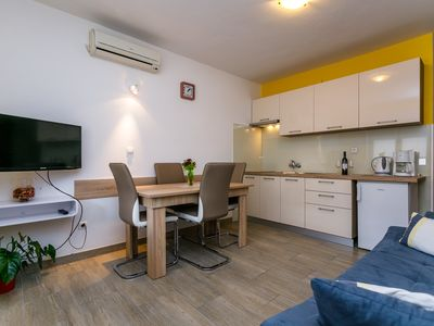 Photo for Charming apartment Renato in the city of Krk