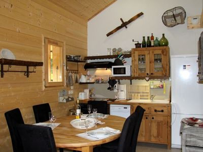 Photo for Chalet Cassiopée, Cepheus 8
