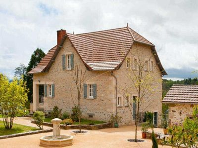 Photo for Gite Linac, 5 bedrooms, 10 persons