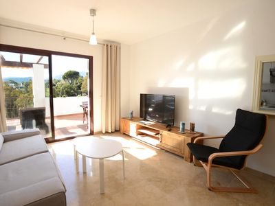 Photo for Sierra Bermeja 1-414 - Apartment for 4 people in Marbella