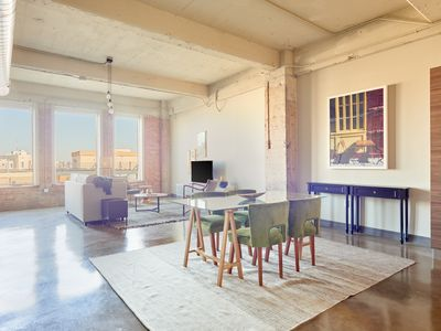 Photo for Sonder | Butler Brothers | Bright 1BR + Pool