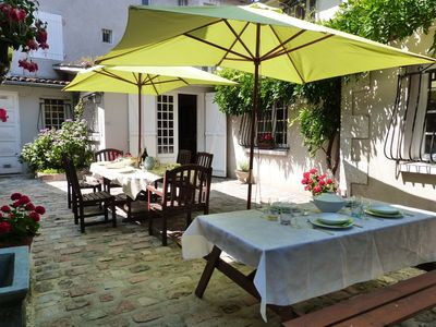 Photo for The Old Notaires-Spacious 3 Star Character House Ideal for 2 up to 9 Persons