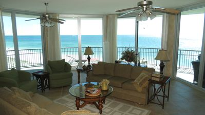 Photo for 4BR/4BA Beach Front-Indoor+Outdoor Pools-Perdido Key