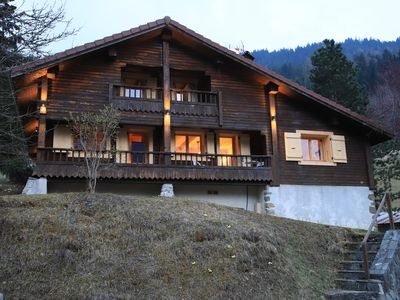 Photo for Chalet in mountain hamlet near La Clusaz and Grand Bornand