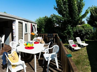 Photo for Camping Le Domaine de Dugny **** - Mobile Home 4 Rooms 6 People