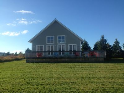 Photo for Thunder Cove Darnley PEI  sleeps 10 with wifi