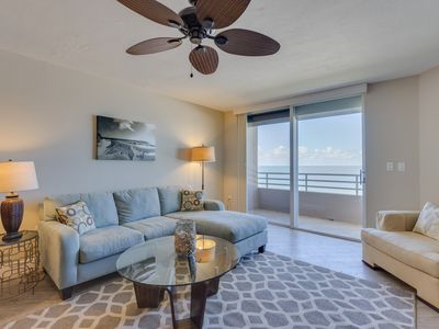 Photo for Remodeled - Luxurious Direct Beachfront Somerset Condo-with Den sleeping area