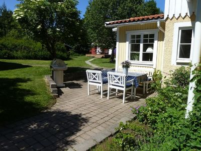 Photo for Villa with large rooms, terrace, garden, 5-6 tourists