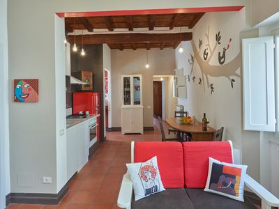 Photo for Gelvishome is an artist house for short term staying.