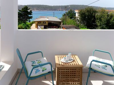 Photo for Apartment RAB162 in Rab/Rab - 4 persons, 2 bedrooms
