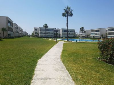 Photo for Furnished apartment at ola blanca