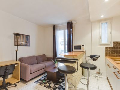 Photo for 2 rooms apartment in Puteaux