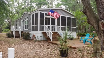 Photo for Seaside Cottage - Peaceful Relaxation! - NEW LISTING!