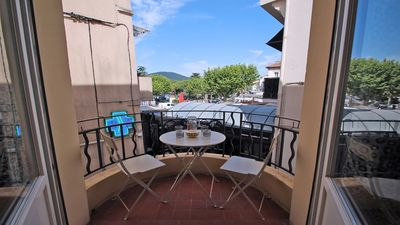 Photo for Apartment T3 - 4/6 people - Hyper downtown - WiFi - Sainte-Maxime