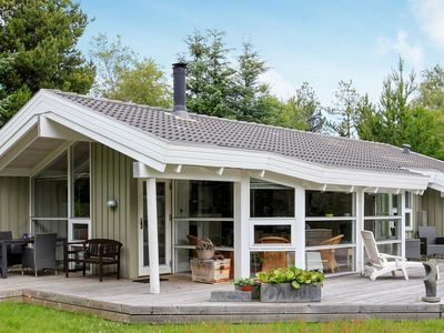 Photo for Luxurious Holiday home in Jutland with garden and sauna
