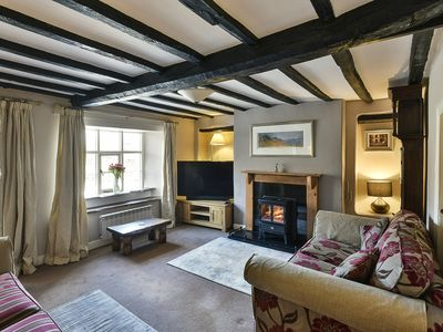 Photo for LUXURIOUS 18C COTTAGE (NR KENDAL)  Lake District & Dales National Parks .