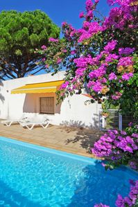 Photo for Vacation home Les 4 Saisons in L'Escala - 6 persons, 3 bedrooms