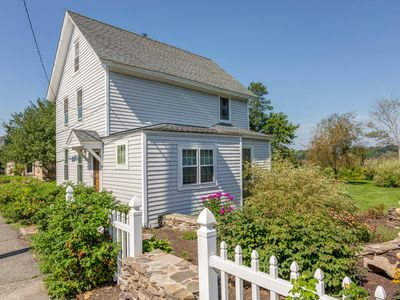 Photo for NEW LISTING! Classic Maine cottage w/ deck, yard & grill - 1/2 block to beach