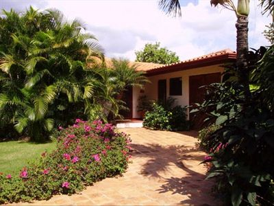 Photo for Luxury Casa De Campo Villa w/ Pool. Great Location Near Hotel & On Golf Course
