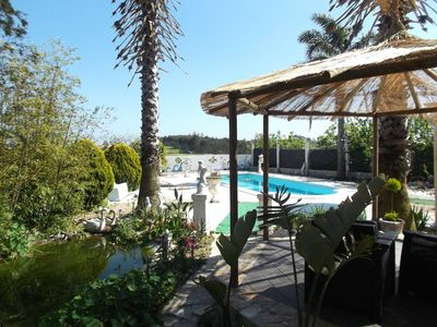 Photo for typical Portuguese spacious villa with pool