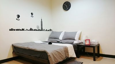 Photo for 1BR Apartment Vacation Rental in New Taipei City, New Taipei City