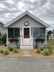 Photo for Ocean Park, ME cottage rental, Steps to Beach!