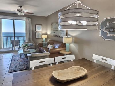Photo for ⭐Grand Panama 1-1206 All new Beachfront Coastal Contemporary Condo - Sleeps 10