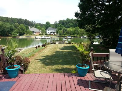 Photo for A Great Getaway centrally located to all activities! All pics are current.