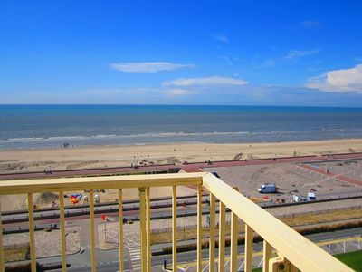 Photo for Sea view, 6 persons max, Le Touquet