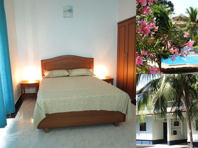 Photo for 10) Spacious Comfortable Serviced Villa Central Arpora Sleeps & Wi-Fi