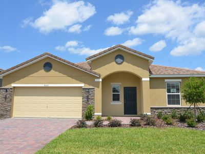 5BR/4BA House in Kissimmee, Florida - Evolve Vacation Rental Network