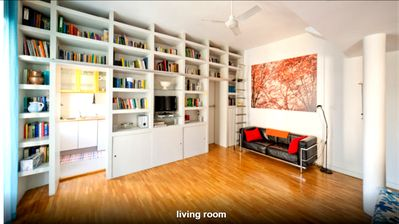 Photo for 1BR Apartment Vacation Rental in Roma, Lazio