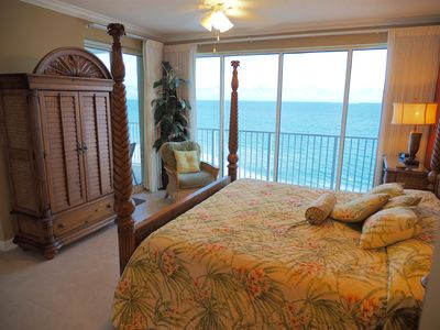 Photo for PARROTDISE FOUND at Boardwalk Beach Resort 902  Beachfront 1 King + 2 Queen Beds