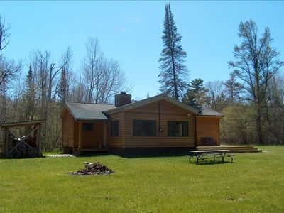 Photo for Spectacular Retreat on the Holy Waters of the Au Sable River
