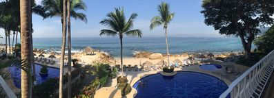 Photo for SPECIAL OFFER! Beautiful apartment Oceanfront at Playa Esmeralda