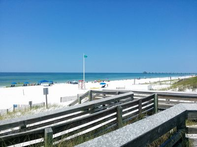 Photo for Hermitage by the Bay 2 BR - 2 BA- POOL  - PIER FOR FISHING - BEACH  100 YARDS