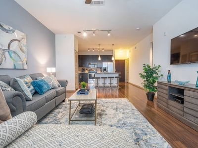 Photo for LUXURIOUS MODERN/FULLY EQUIPPED MIDTOWN COZY CONDO - ⭐⭐⭐⭐⭐