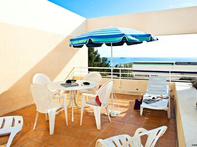 Photo for Residence Le Bosquet - Studio 4 pers sea view