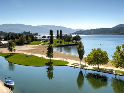 Photo for Modern 3 Bedroom Condo in Discovery Bay.  Close to downtown and Okanagan Lake!