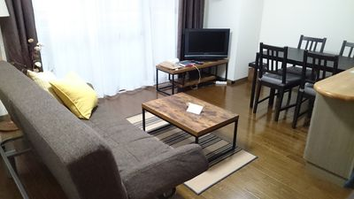 Photo for 1BR Apartment Vacation Rental in Ōsaka-shi, Ōsaka-fu