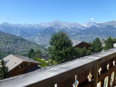 Photo for 4* Studio for 3 persons, building situated at about 1km from the gondola lift and at about 700 meter