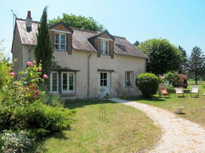 Photo for Vacation home La Janverie in Monteaux - 4 persons, 2 bedrooms