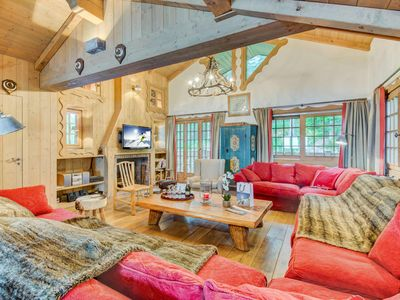 Photo for Chalet La Forêt: User-friendly chalet nearby slopes