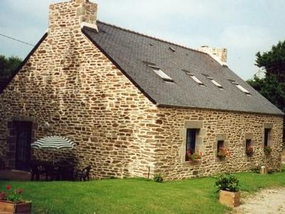 Photo for 3BR Cottage Vacation Rental in Ploumoguer, Bretagne